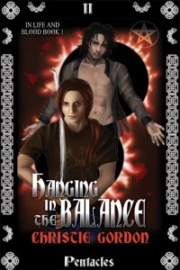 Yaoi, M/M Vampire Romance - Hanging in the Balance
