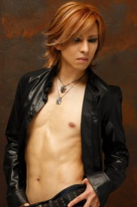 Yoshiki from X Japan