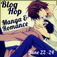 Yaoi Manga and MM Romance Blog Hop Icon