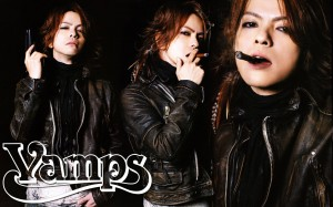 Vamps with Hyde - JRock