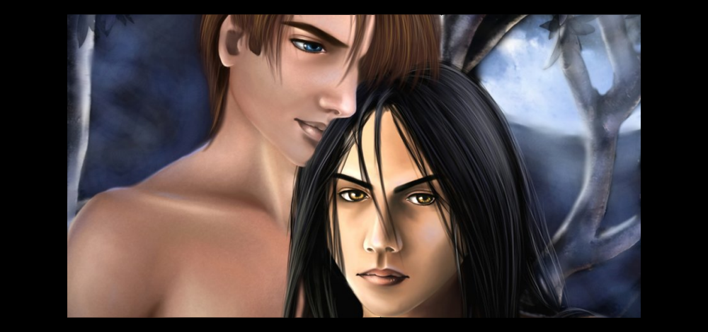 The First Full Moon - Yaoi,  Paranormal MM Romance