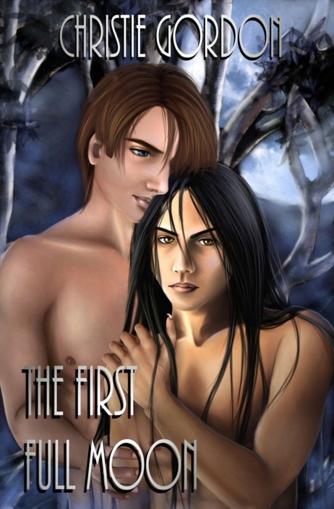 The First Full Moon - Yaoi MM Paranormal Historical Romance