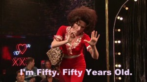 I'm 50 - Sally O'Malley