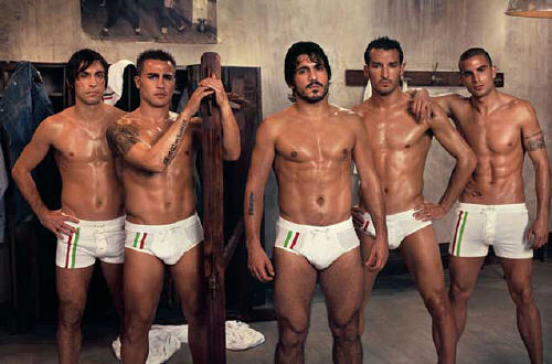 Hot World Cup Soccer Players - Italy