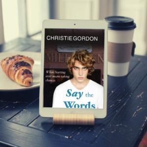Christie Gordon Newsletter Sign Up