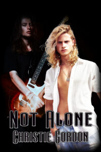 Not Alone: A MM Rock Star Romance