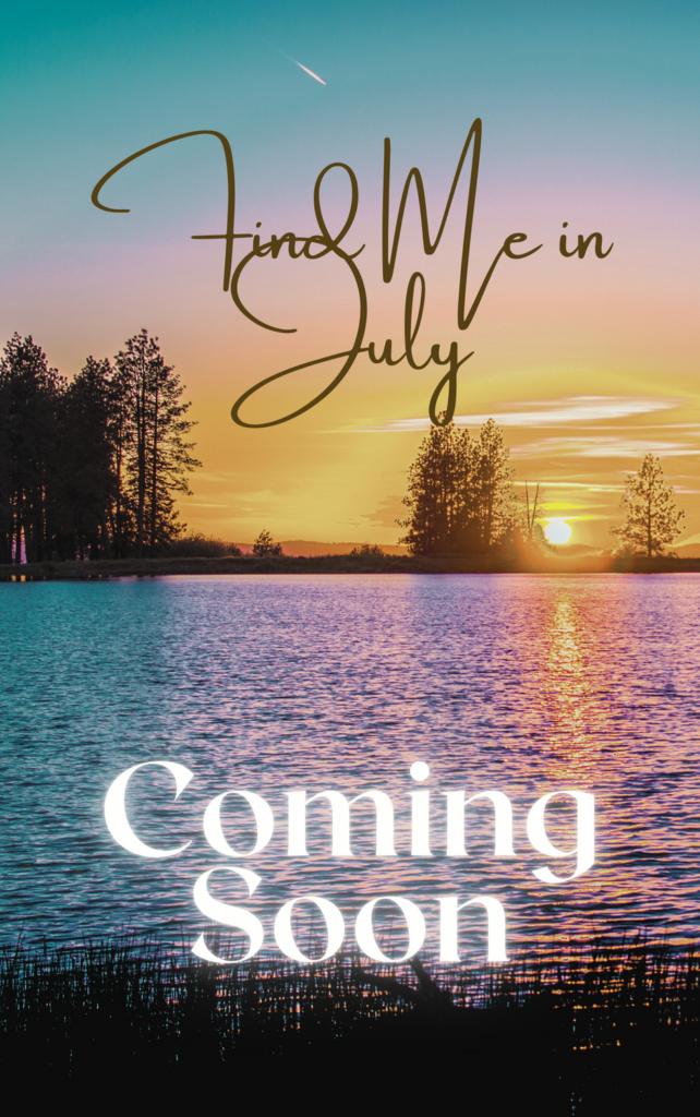 Yaoi, M/M Vintage Romance Find Me in July