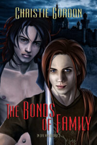 In Life and Blood 3: The Bonds of Family - Vampire Yaoi MM Romance