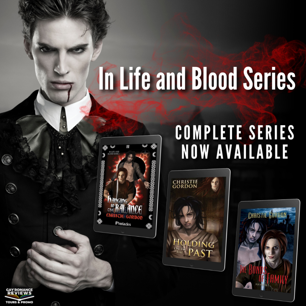 In Life and Blood MM Vampire Series
