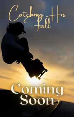 Catching His Fall: A Roommates Yaoi, MM Romance