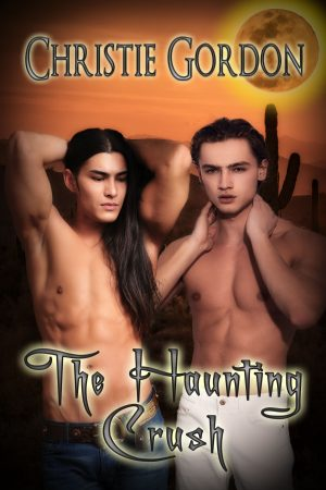 The Haunting Crush: A MM Mystery/Contemporary Novel